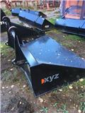 XYZ planeringsskopa 260 stora bm, 2016, Front loader accessories