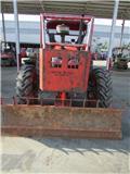 Kubota M 8540 DT, 2017, Tractors