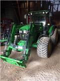 John Deere 5075 M, 2014, Traktori