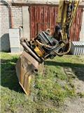 Komatsu PW160-7, 2010, Excavadoras de ruedas