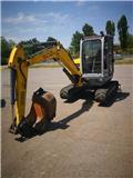 Yanmar Vio 35-3, 2010, Mini excavators < 7t (Mini diggers)