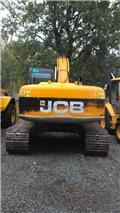 JCB JS 220 LC, 2010, Kāpurķēžu ekskavatori