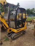 JCB 8015, 2003, Mini bageri < 7t