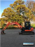 Hitachi ZX 60 US B-3, 2011, Mini excavadoras < 7t
