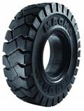 Magna 6.00-9/4.00 STD Black, 2008, Tires, wheels and rims