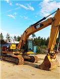 Caterpillar 320 D, 2014, Crawler excavators