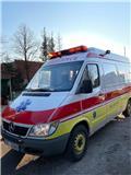 Mercedes-Benz 316, 2003, Ambulances