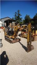 Caterpillar 301.6 C, Mini excavators < 7t (Mini diggers)