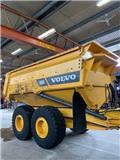 Volvo A 25 G, 2017, Chassis