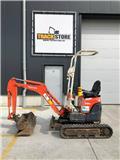 Kubota U 10, 2013, Mini excavators < 7t (Mini diggers)