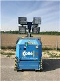 Towerlight Cube Mobile Light, 2011, Utility machines