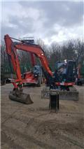 Kubota KX 080-4, 2016, Midi excavators  7t - 12t