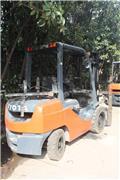 Toyota FD 30, 2012, Diesel trucks