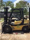 Yale GLP060VX, 2007, Electric Forklifts