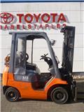 Toyota 42-7 FG F 15, 2000, Gasolmotviktstruckar