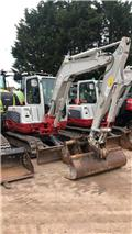 Takeuchi TB250, 2017, Mini Excavators <7t (Mini Diggers)