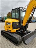 JCB51R-1 MINNIBAGGER, 2020, Minibagger < 7t
