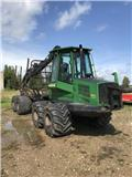 John Deere 810 D Eco III, 2008, Forwarders florestais