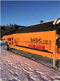 Doppstadt SM 518, 2018, Mobile screeners