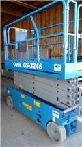 Genie GS 3246, 2016, Elevadores de tesoura