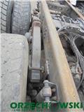 Scania Kołyska, wózek resora  R,P 6x4, 6x6, 8x4, 8x, Osie