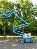 Genie Z 45/25 J DC, 2014, Articulated boom lifts