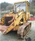 Hanomag D 400, Crawler loaders