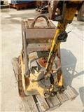 Wacker DPU6055, Compactadoras de suelo