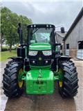 John Deere 6120 M, 2017, Tractors