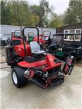 Toro Reelmaster6700, 2014, Stand on mowers