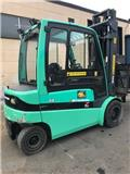 Mitsubishi FB 50, 2008, Electric forklift trucks