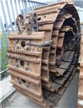 Hitachi ZX 670-3, 2010, Tracks, chains and undercarriage