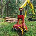 Konrad Forsttechnik Harvester KDH 40 Woody, 2020, Bageri