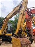 Komatsu PC138US-2E1, 2012, Crawler excavators