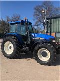 New Holland TS 115, 2007, Tractors