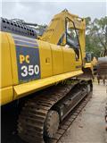 Komatsu PC350-7, 2016, Crawler Excavators