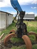 Fuchs MHL 331، 2008، مناولات المخلفات / مناولات صناعية