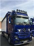 Mercedes-Benz Actros, 2020, Wood Chip Trucks