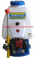 เครื่องพ่นยาสะพายหลัง ชินว่า (SHINWA) SN-767, Trailed sprayers