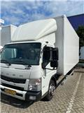 Mitsubishi Canter, 2015, Box body trucks