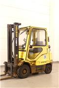 Hyster H1.75XM, 1999, Empilhadores a gás