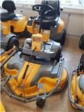 Stiga Park Pro 20, 2009, Riding mowers