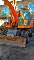 Doosan DX 190 W, 2013, Wheeled excavators