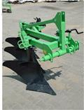Top-Agro Frame plough, 3 bodies, for small tractors!, 2018, Arados convencionales