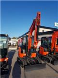 Kubota KX037-4, 2019, Mini excavators < 7t (Mini diggers)