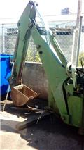 Retro Excavadora 3 puntos, Outros acessórios de carga e escavação