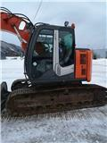 Hitachi ZX 135 US-3, 2012, Crawler Excavators