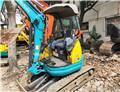 久保田 U 20-3 S、2017、小型挖掘机