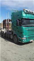 Scania R 730, 2014, Transportes de madera