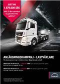 MAN TGX 500.8x4-4 & 6x2-4 BL Lastväxlare KAMPANJ, 2019, Tow Trucks / Wreckers